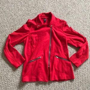 Red Biker jacket size M